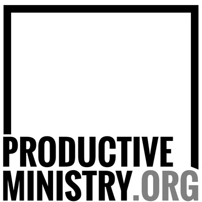 Productive Ministry
