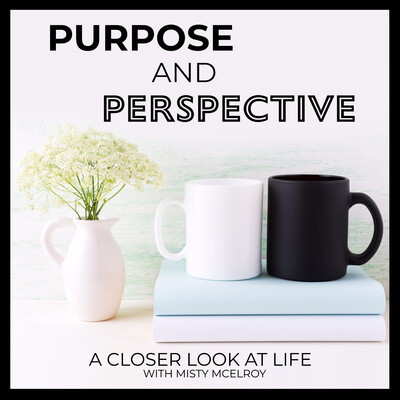 Purpose and Perspective with Misty McElroy