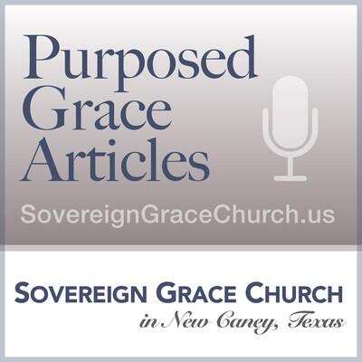 Purposed Grace Articles