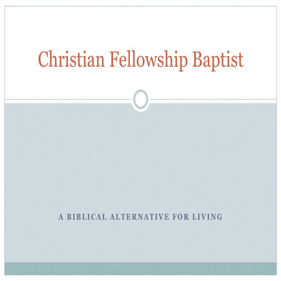Christian Fellowship Baptist Church