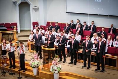 Russian Bapstist Church State College Audio