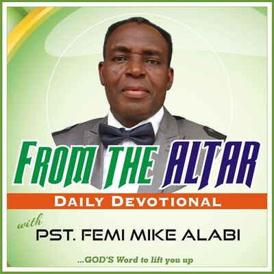 FROM THE ALTAR - Daily Devotional Podcast