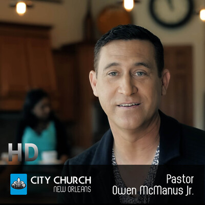 City Church of New Orleans Video Podcast