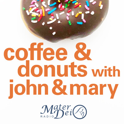 Coffee & Donuts with John & Mary