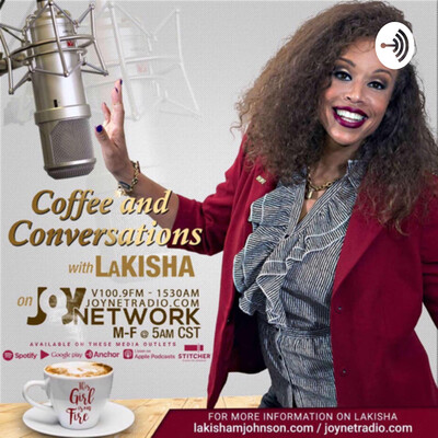 Coffee and Conversations with LaKisha