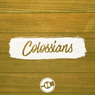 Colossians // Pastor Gene Pensiero