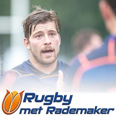 Rugby met Rademaker