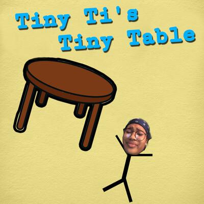 Tiny Ti's Tiny Table