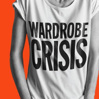 WARDROBE CRISIS with Clare Press