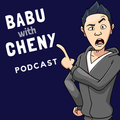 Babu with Cheny