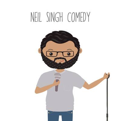 Neil Singh Comedy Podcast