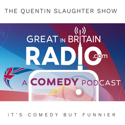 Great in Britain Radio - A Comedy Podcast