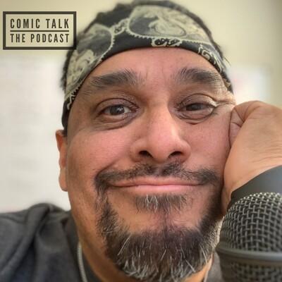 Comic Talk The Podcast