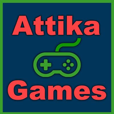 Attika Games: The Video Game Podcast