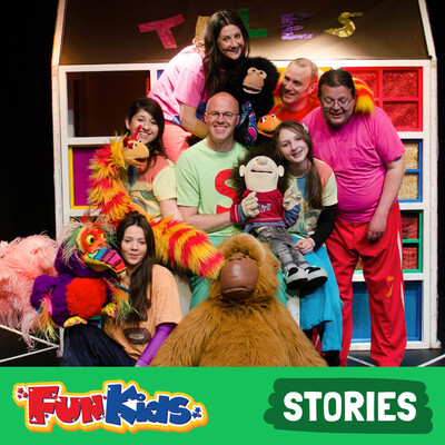 The Tales from the Shed: Funny Stories for Kids from Chickenshed Theatre