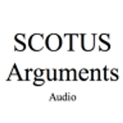 Supreme Court Oral Argument Audio