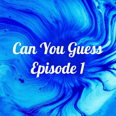 Can You Guess? Episode 1