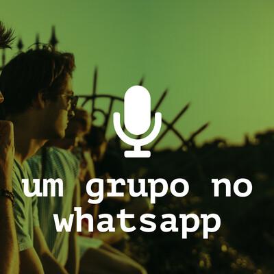Um grupo no Whatsapp