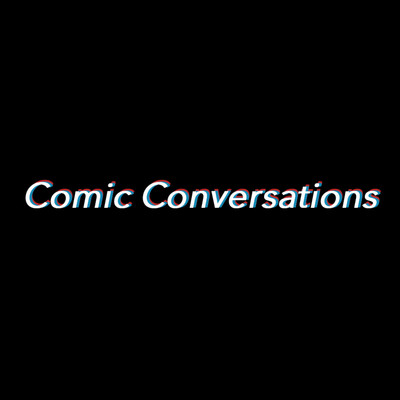 Comic Conversations w/ David Robinson