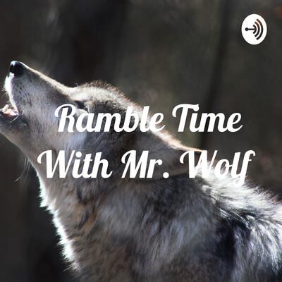 Mr. Wolf Talk Time