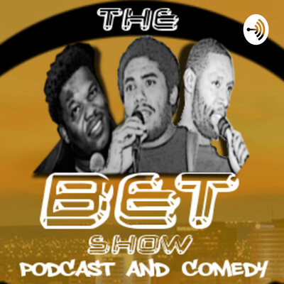 BET live comedy podcast