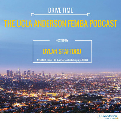 UCLA Anderson FEMBA Drive Time