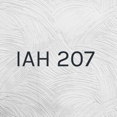 IAH 207