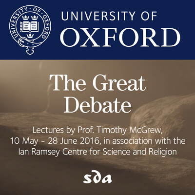 Ian Ramsey Centre: The Great Debate