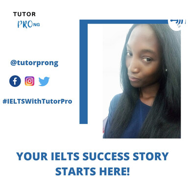 IELTS Online Course With TutorProNG