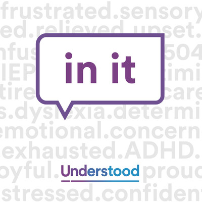 In It: Raising Kids with Learning and Attention Issues