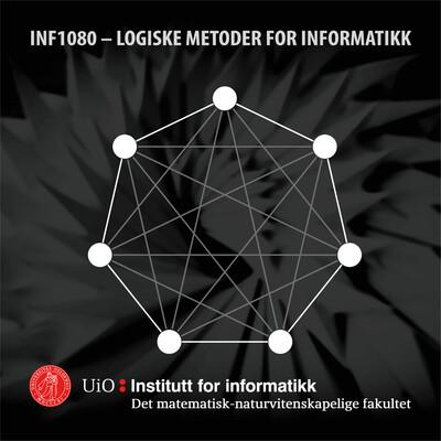 INF1080 – Logiske metoder for informatikk (kun lyd)