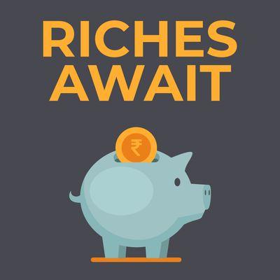 Riches Await - Personal Finance (Hindi)