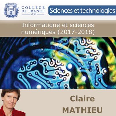 Informatique et sciences numériques (2017-2018)