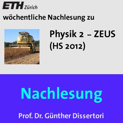 Nachlesung Physik 2 ZEUS (HS12) - M4A