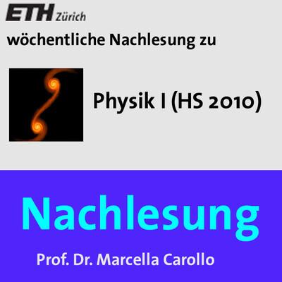 Nachlesung Physik I (HS10) - M4A