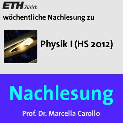 Nachlesung Physik I (HS12) - M4A