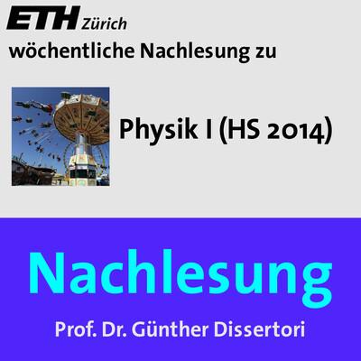 Nachlesung Physik I (HS14) - M4A