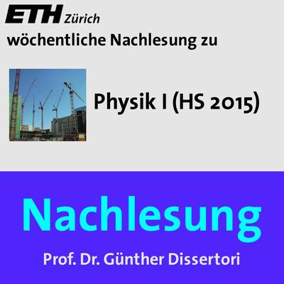 Nachlesung Physik I (HS15) - M4A