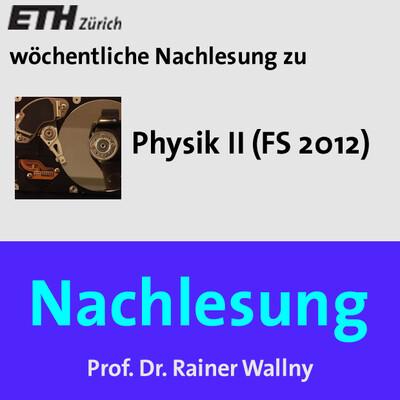 Nachlesung Physik II (FS12) - M4A