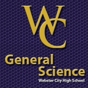 Webster City Schools - General Science
