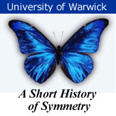 Why Beauty is Truth - A short history of symmetry