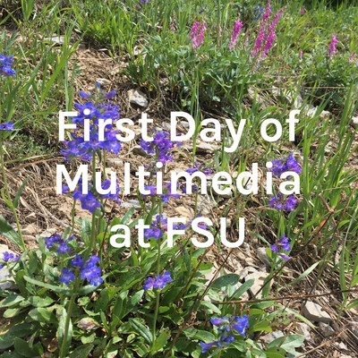 First Day of Multimedia at FSU