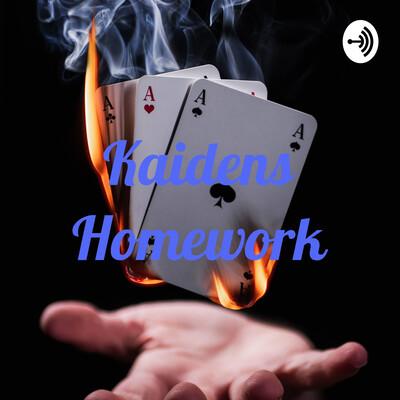 Kaidens Homework