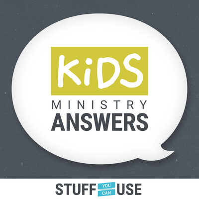 Kids Ministry Answers | Children's Ministry & Kidmin Podcast