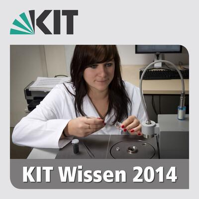 KIT Wissen – Faszination Forschung   2014