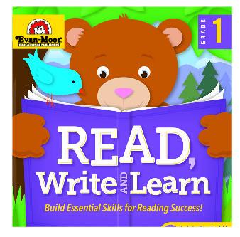 Read, Write & Learn, Grade 1