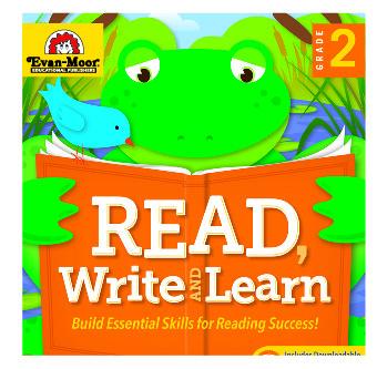 Read, Write & Learn, Grade 2