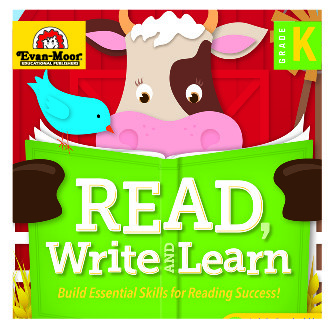 Read, Write & Learn, Grade K