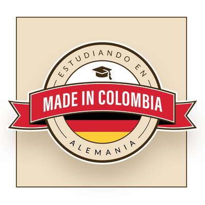 Made in Colombia - Estudiando en Alemania