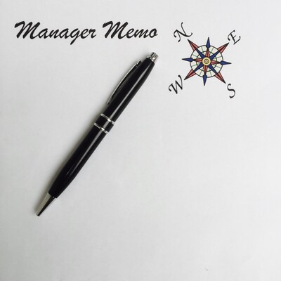 Manager Memo podcast